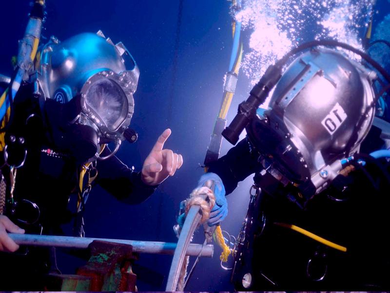 Подводно-технические работы спб